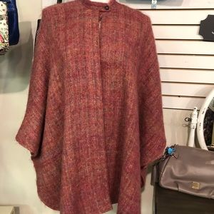 Wool Cape by AVOCA Collection